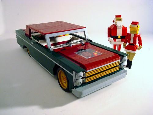 LEGO 1966 Ford Galaxie