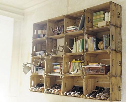 Crates Storage 13
