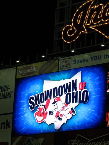 ohio baseball showdown!