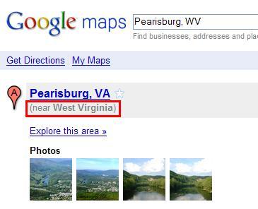 Pearisburg Fail