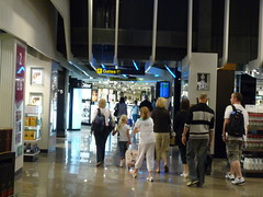 Manchester Airport T1 new duty free shopping a...