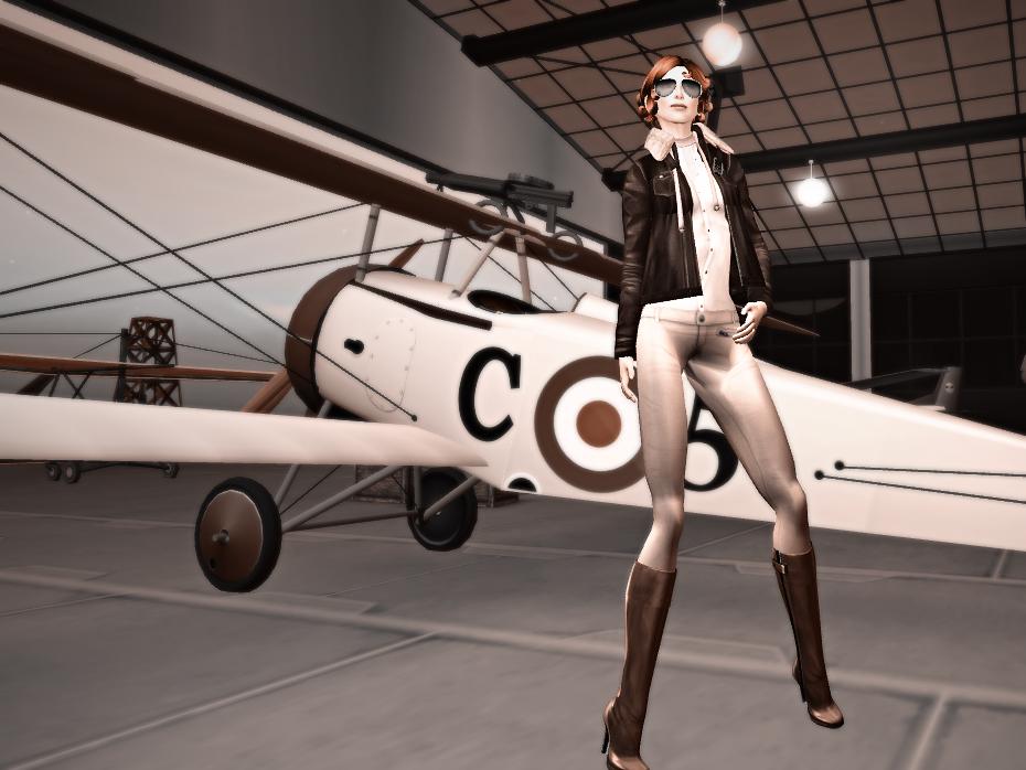 Amelia Air Heart