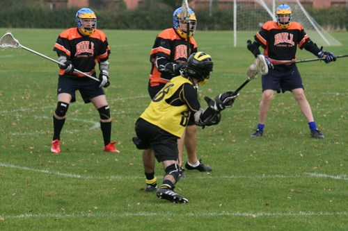 Lacrosse v Hull, 14/10/2009, Photo: Justyn Hardcastle