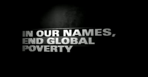 will.i.am feat. Angelique Kidjo - In My Name - Millennium Development Goals
