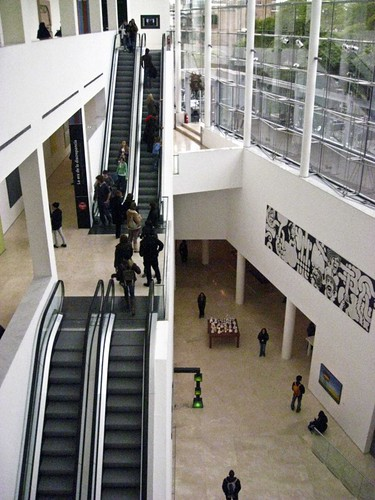The MALBA Museum in Buenos Aires
