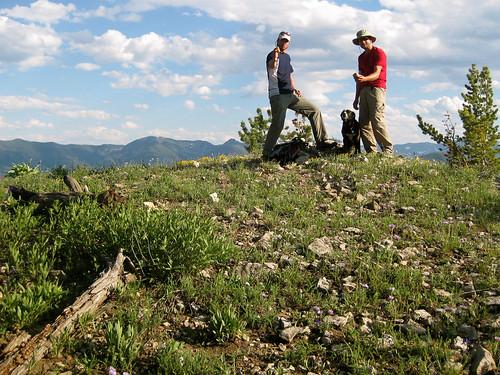 Mt Ellis Summit Cheeseburger photo