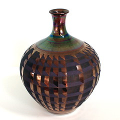 Chris Myers. Lustre vase