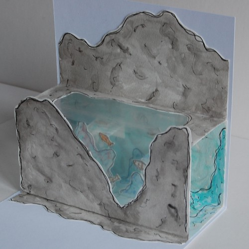 rockpool - pop up drawing from side