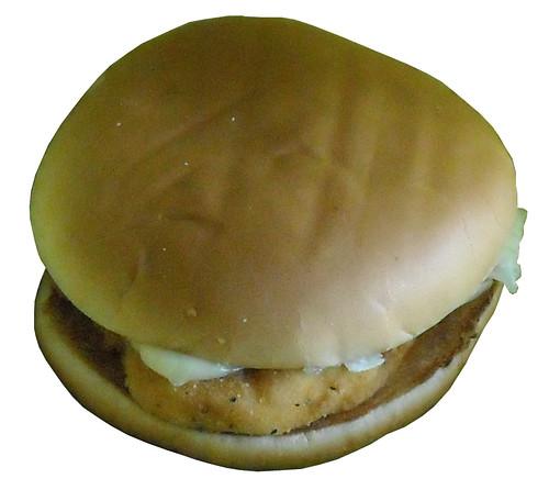 McDonald's Jalapeño Cheddar McChicken
