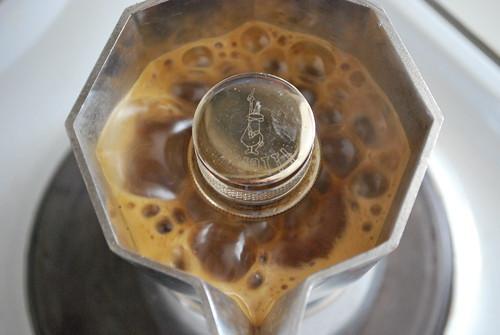 Making Moka Coffee 3 by Lameen