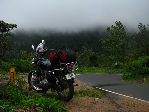 In TN Munnar to Kodai