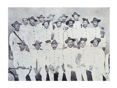 Insular Force Navy Band, 1910