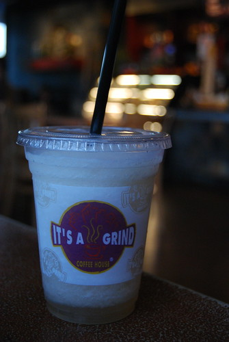 It's a Grind Coffee House, Castaic by you.
