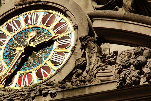 Grand Central Clock