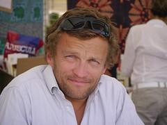 Sylvain Tesson - Comédie du Livre 2011 - Montp...