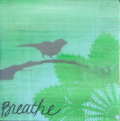 Breathe IV (7x7)