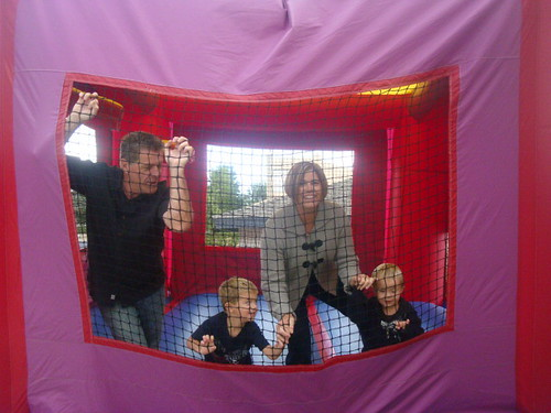 bouncing with the grandparents 2
