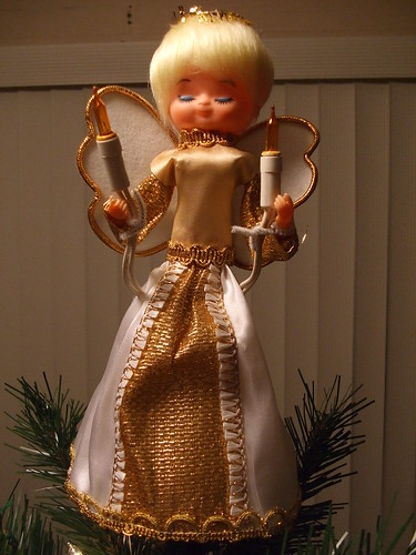 Heavenly Angel Tree Topper