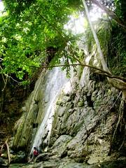 Panganuron Falls Poro Camotes Is.