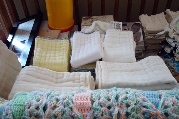 cloth diaper stash 90% complete!