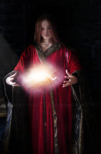 hur får man magiska krafter