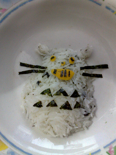 Totoro by Hai, Created/posted on 4/12/2009