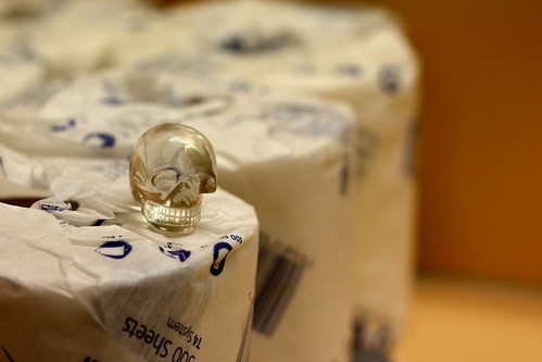 Wednesday: Crystal Skull. Activated by Amar Himself!