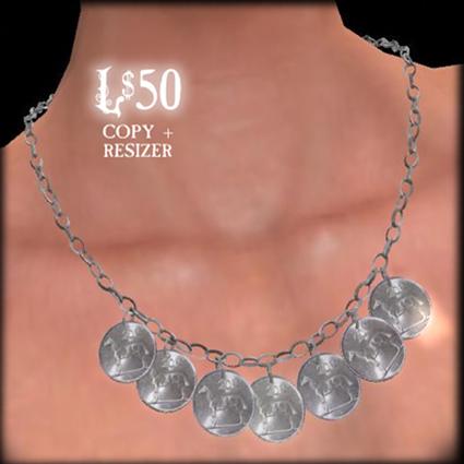 Kunstkammer - 50L Week 8 - Coin Necklace