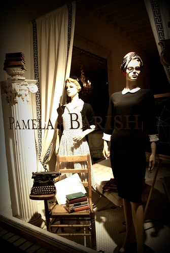 Store Display Window - Abbot Kinney - First Friday - 10/2 by you.