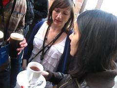 Danielle and Yaili