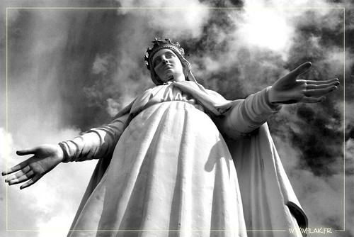 Vierge auvergnate