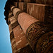 The Qutub Minar by Dilip Muralidaran
