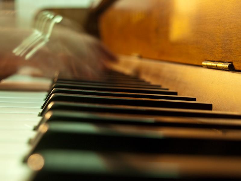 Playing Chopin