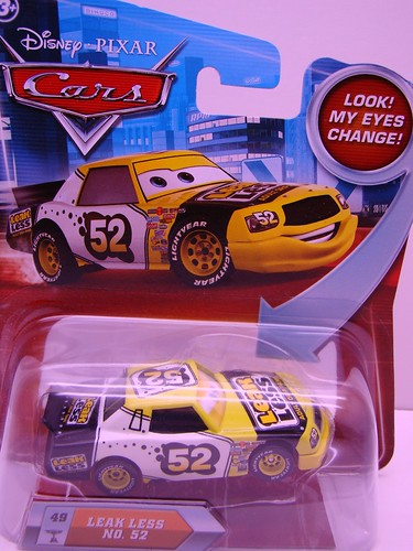 Disney CARS Lenticular LeakLess (1)