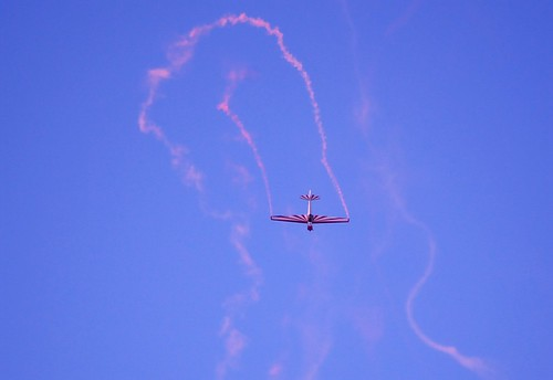 Aerobatics Over Windermere