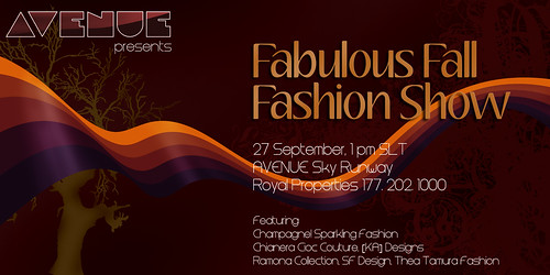 AVENUE Fabulous Fall Fashion Show