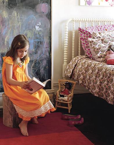 the estate of things chooses violet's room brooklyn