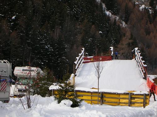 Brusson - sci nordico