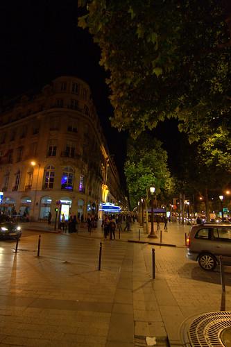 4 AM and Paris is still kicking.