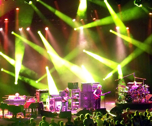 Phish - Merriweather Post Pavilion, August 15, 2009