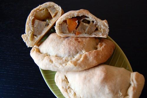 Empanada Close-Up