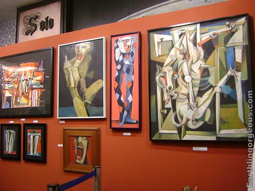 Ang Kiukok Paintings