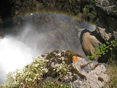 Bugaboo Falls, in BC