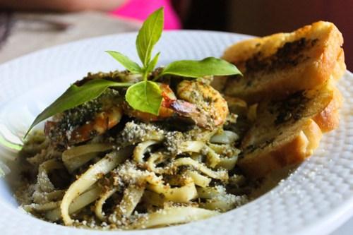Pasta Cena Una Especial at Balay Cena Una