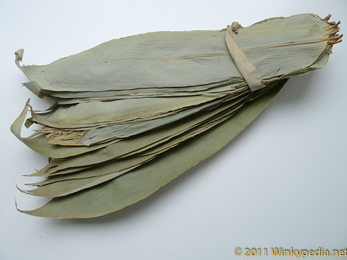 Dry bamboo leaves for Chinese bamboo leaf-wrapped dumplings 糉子