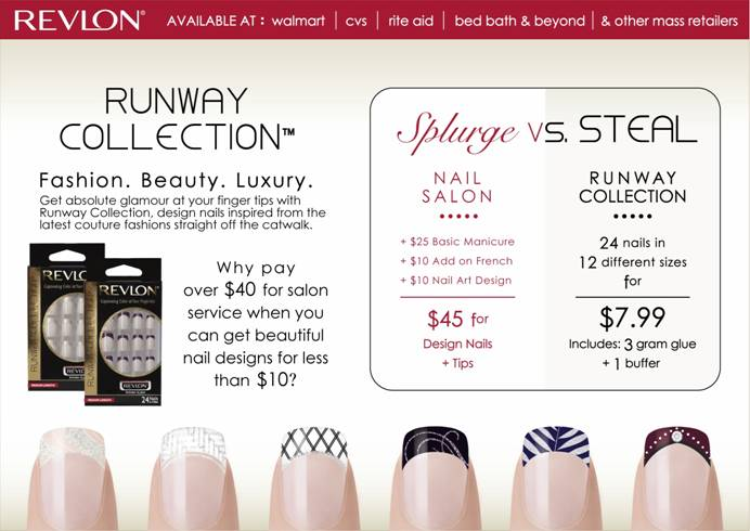 Revlon Runway Collection Nails Review | AnotherMaria | Lifestyle Blog