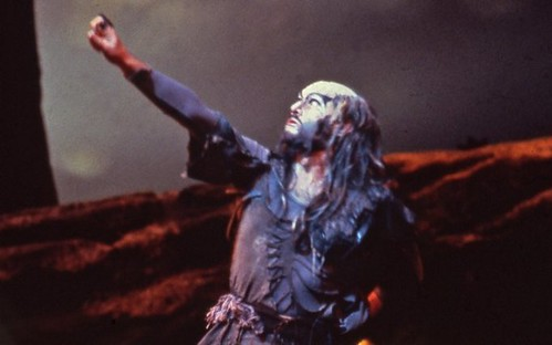 Rivers as Alberich.  Photo courtesy Seattle Opera and Chris Bennion Photo.