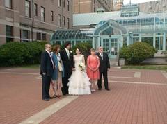 Tessa's Wedding 1