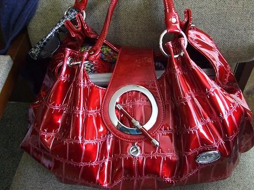 New D&G Knitting Bag