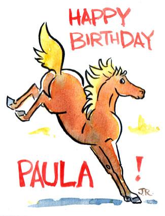 birthday-horse